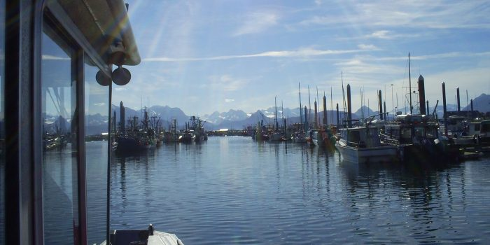 4-day Alaska ocean fishing package